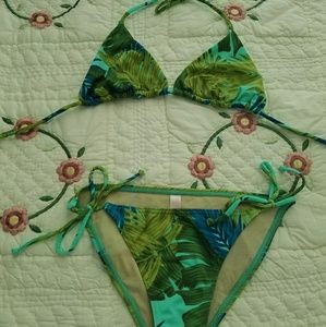 Jungle Print Victoria's Secret Bikini